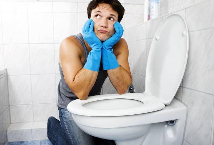 como desatascar un water wc inodoro
