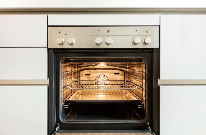como funciona un horno auto limpiable