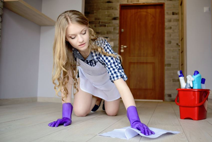 como limpiar las juntas de las baldosas