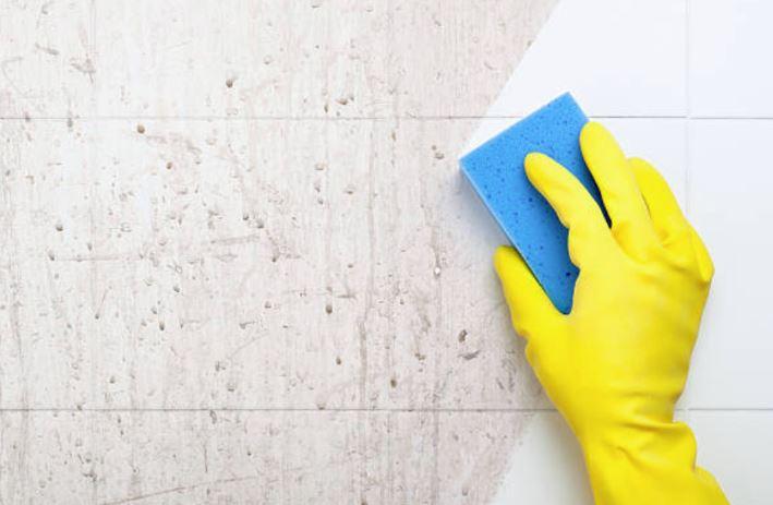 como limpiar los azulejos de la cocina