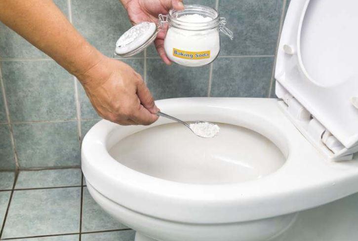 como quitar el sarro en casa con bicarbonato