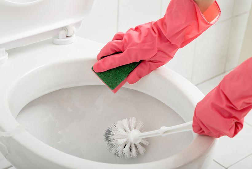 eliminar sarro naturalmente del inodoro