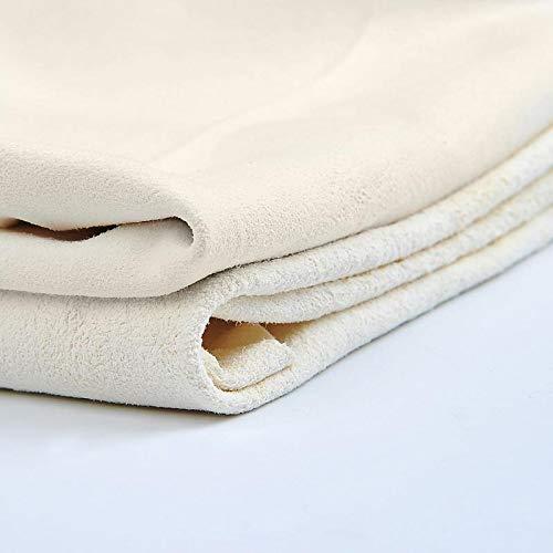 limpiar bolso de ante con paño de piel