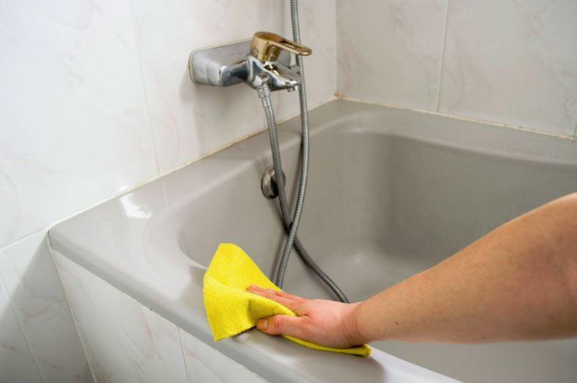 como blanquear la bañera con exito