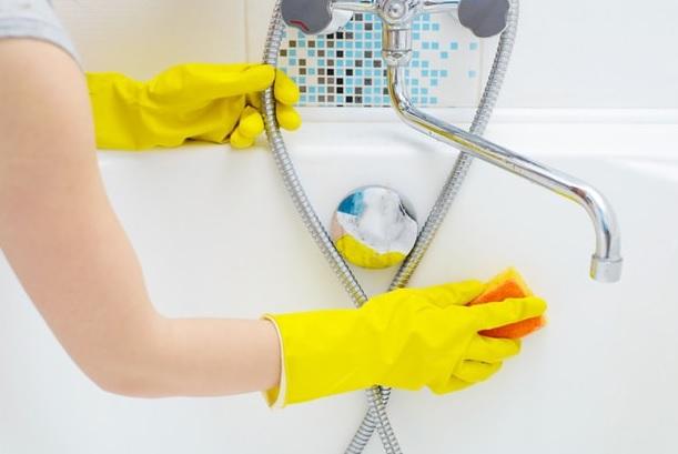 limpiar bañera hidromasaje superficie
