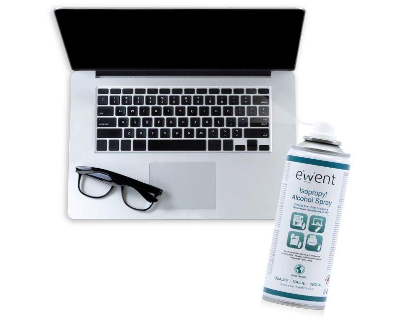 pulverizador de alcohol isopropílico para gafas