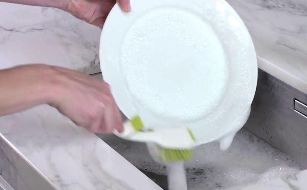 cepillo limpiaplatos amazon
