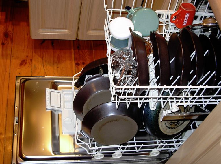 como poner lavavajillas zanussi