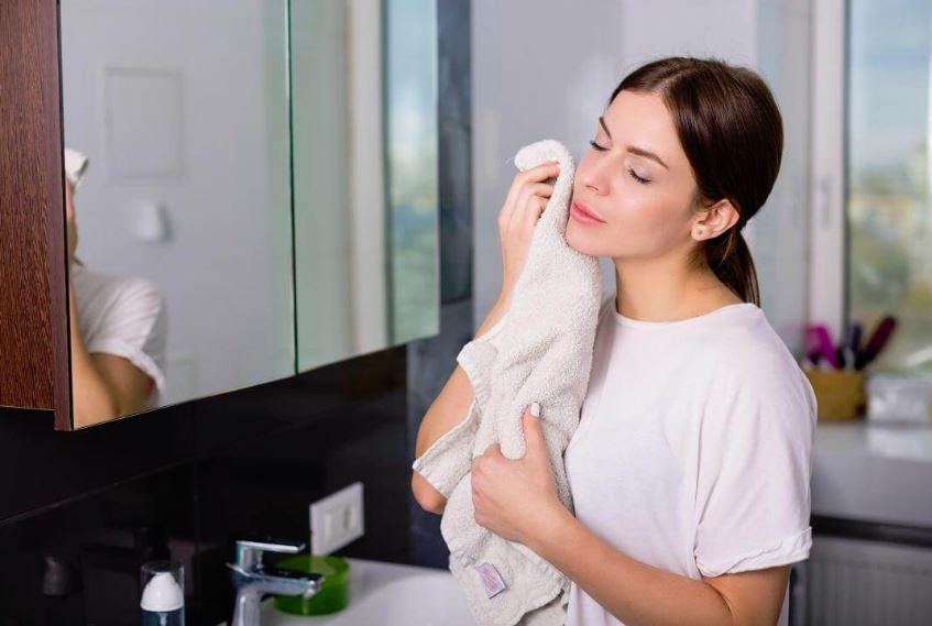 como sacar mal olor alas toallas