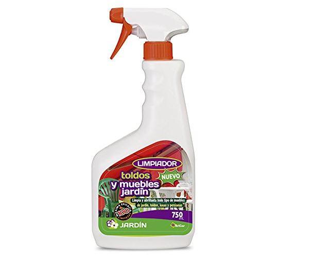 limpiador de lonas toldos