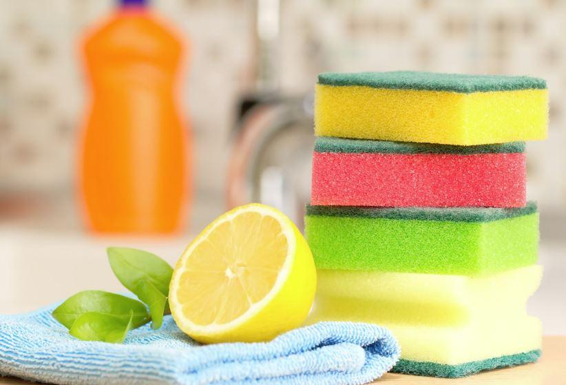 limpiar copas de vidrio con limon