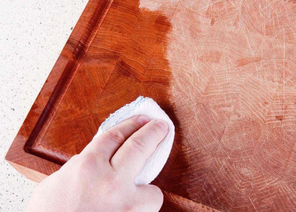 restaurar tabla de cortar con exito