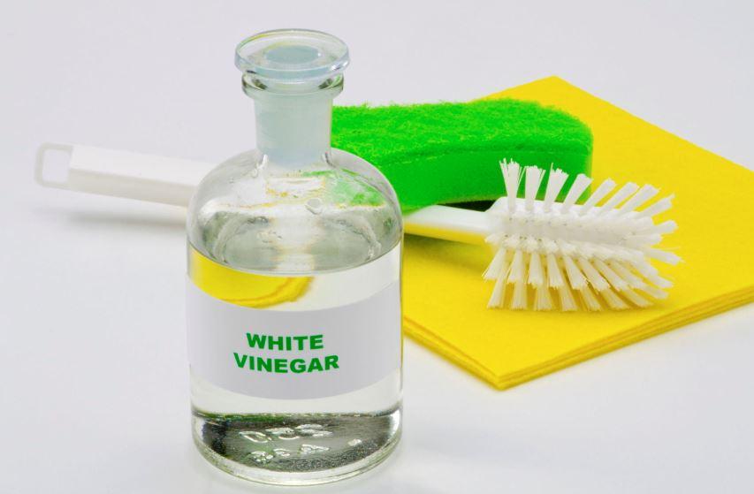 como limpiar calzado de charol con vinagre