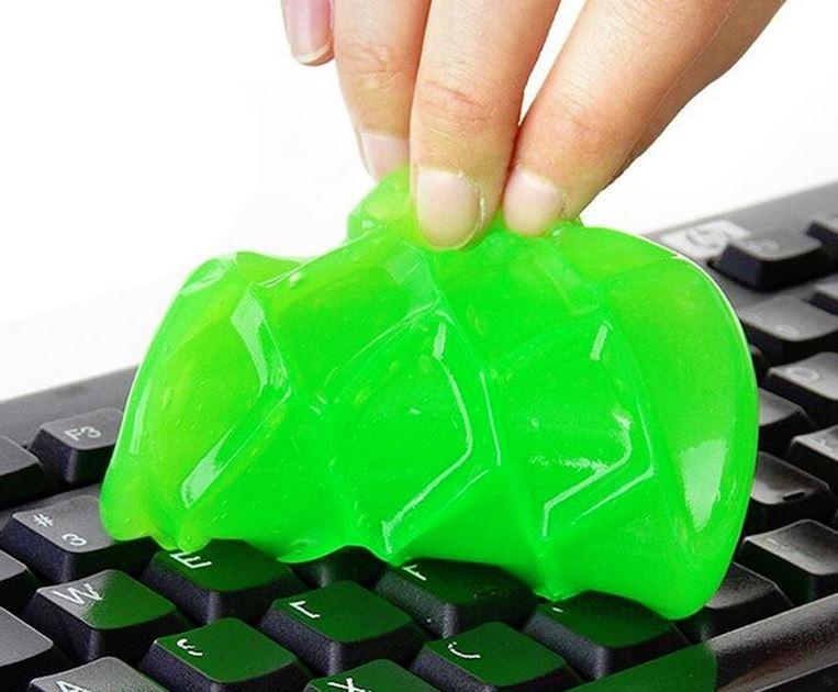 limpiador de teclados laptop goma ultrics