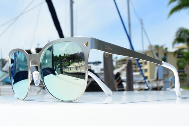 limpiar gafas de sol espejo