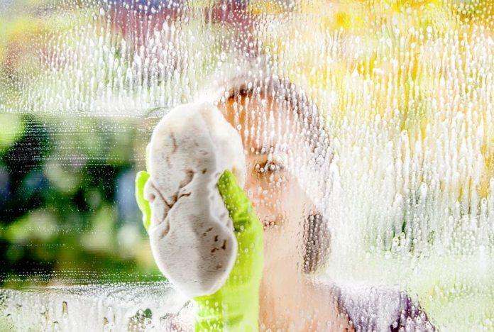 limpiar ventanas por fuera consejos