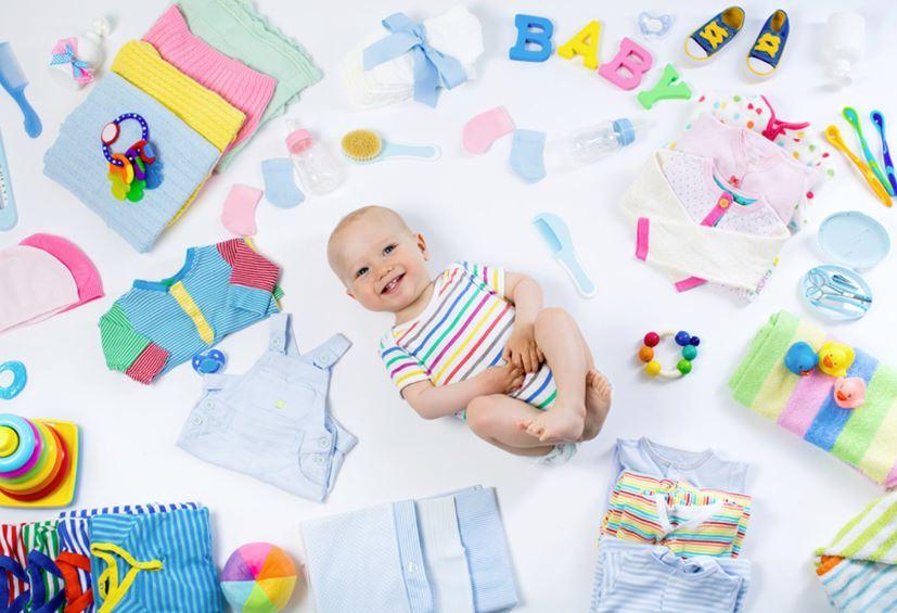 limpieza accesorios recien nacidos