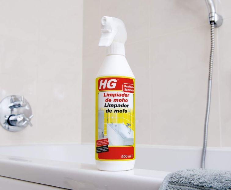 cual es el mejor limpiador de moho hg