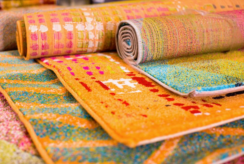 limpiar alfombras de lana con amoniaco