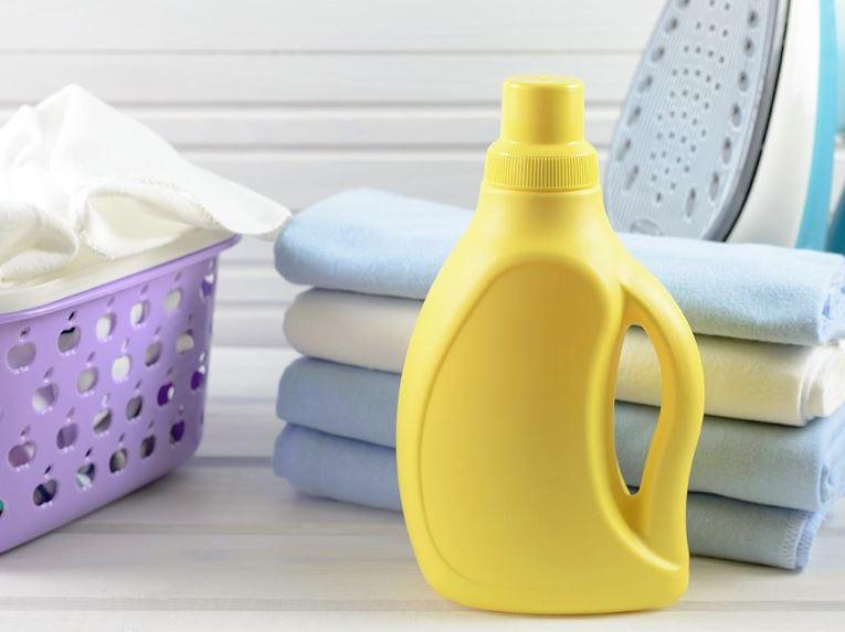 limpieza plancha ropa detergente