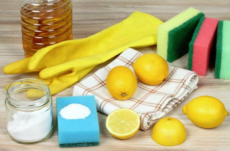 quitar olores ropa vinagre y limon