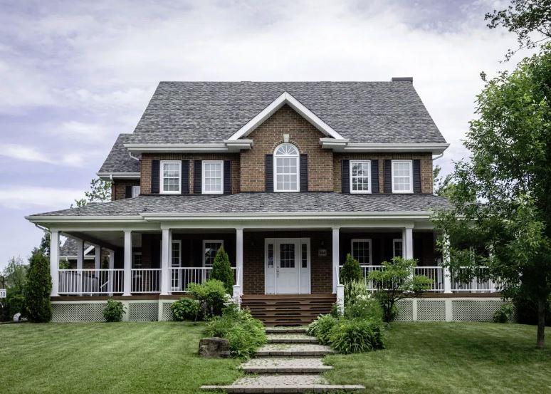 casas de piedra natural modernas