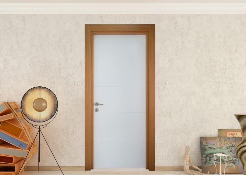 como limpiar puertas lacadas de madera