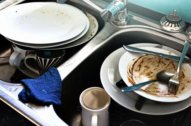 limpiar desague fregadero cocina