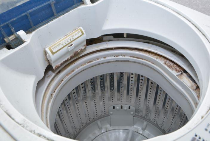 limpiar moho lavadora carga superior