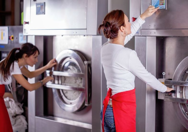 limpieza edredon de plumas lavanderia
