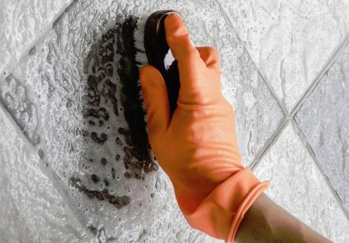 limpieza fachada piedra cepillo cerdas