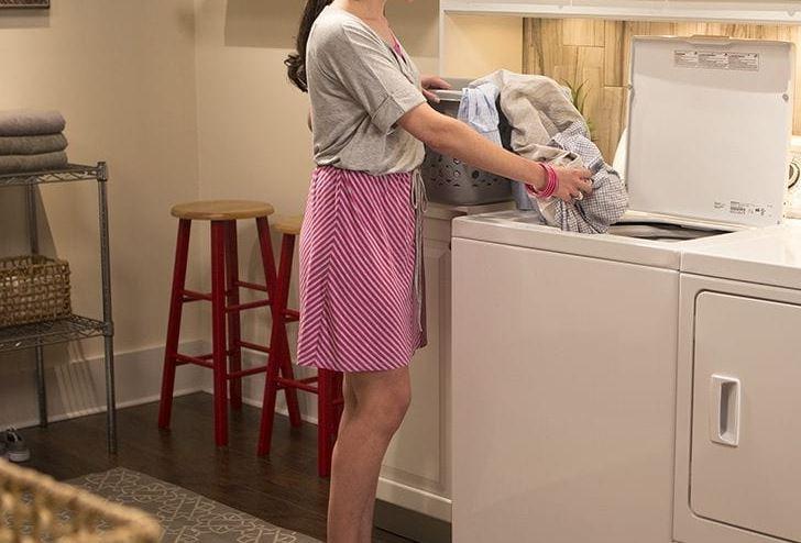 moho lavadora carga superior