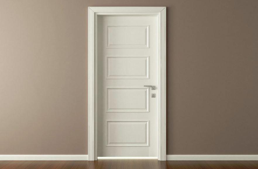 puertas blancas lacadas baratas