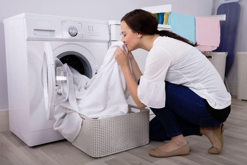 secador colcha de plumas lavadora