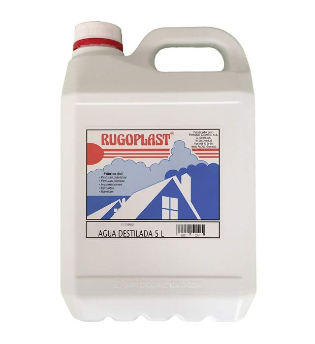 comprar agua destilada barata amazon