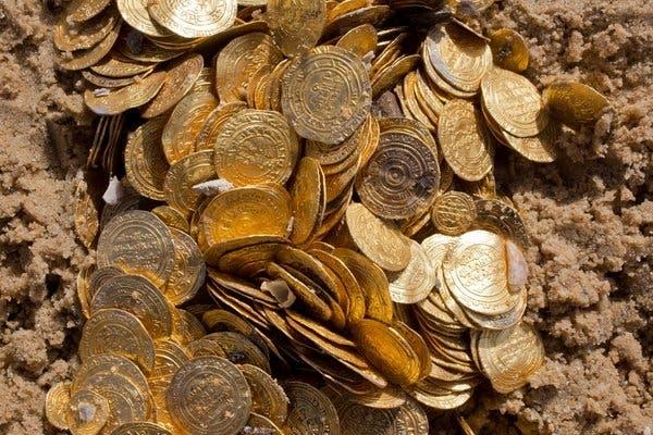 limpieza monedas de oro antiguas