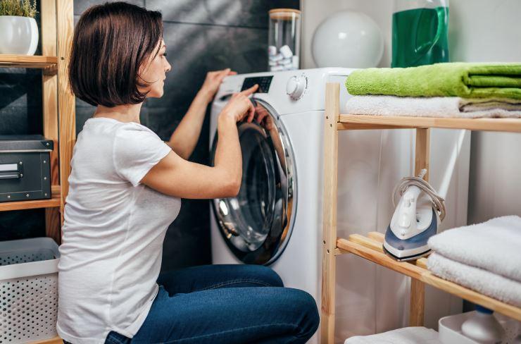 prendas de lentejuelas en lavadora