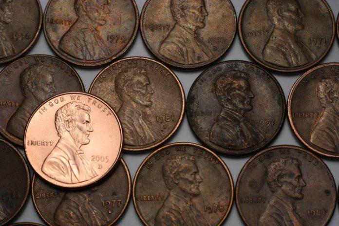 trucos para limpiar monedas oxidadas