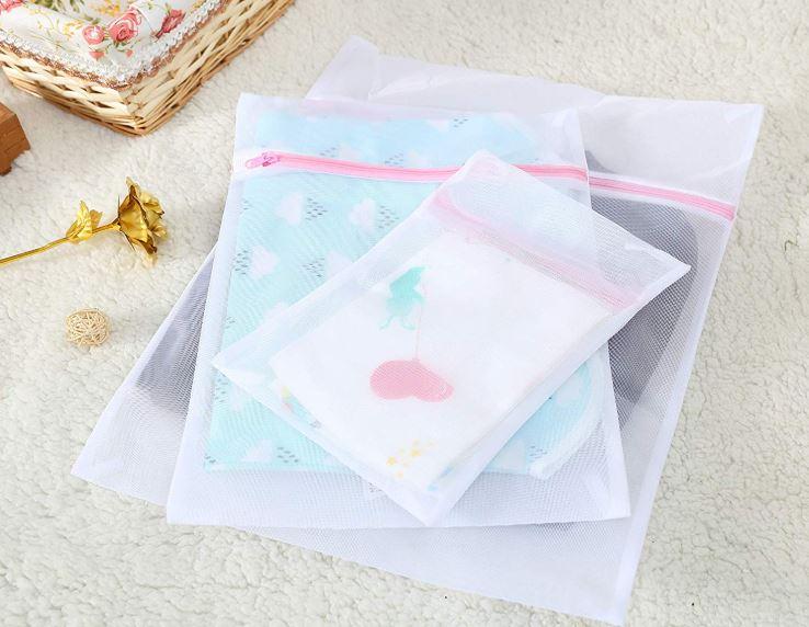 bolsa de lavanderia de maya para lavadora