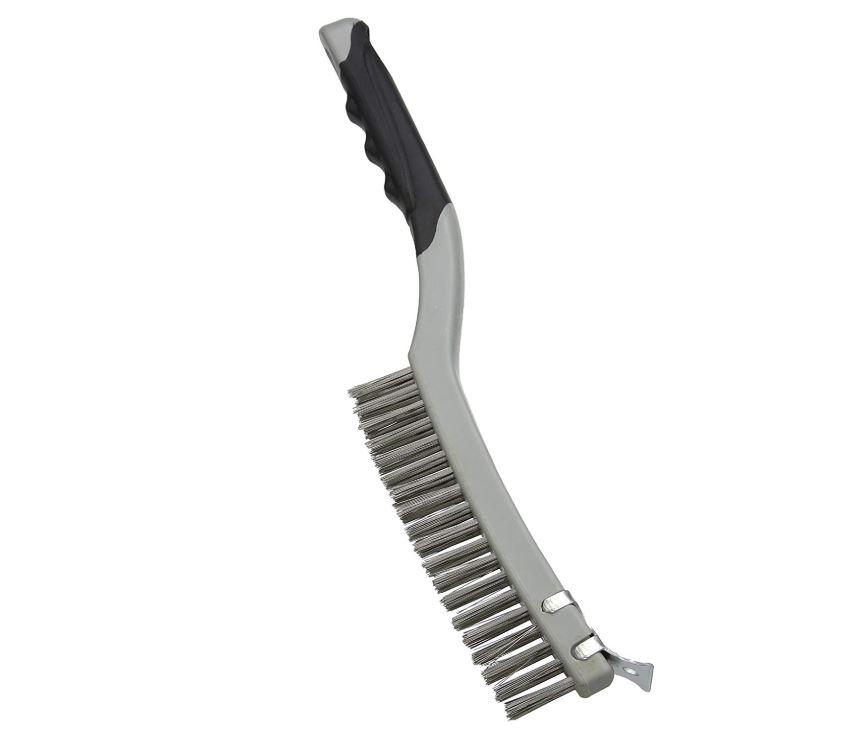 cepillo de cerdas metalicas herramienta