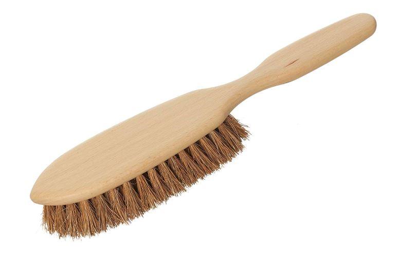 cepillo de cerdas para alfombra de piel