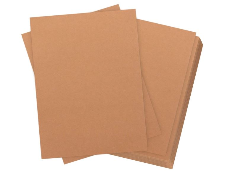 comprar papel kraft marron amazon