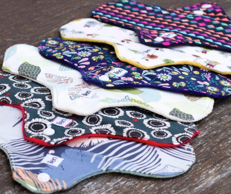 compresas algodon organico hechas en asturias españa
