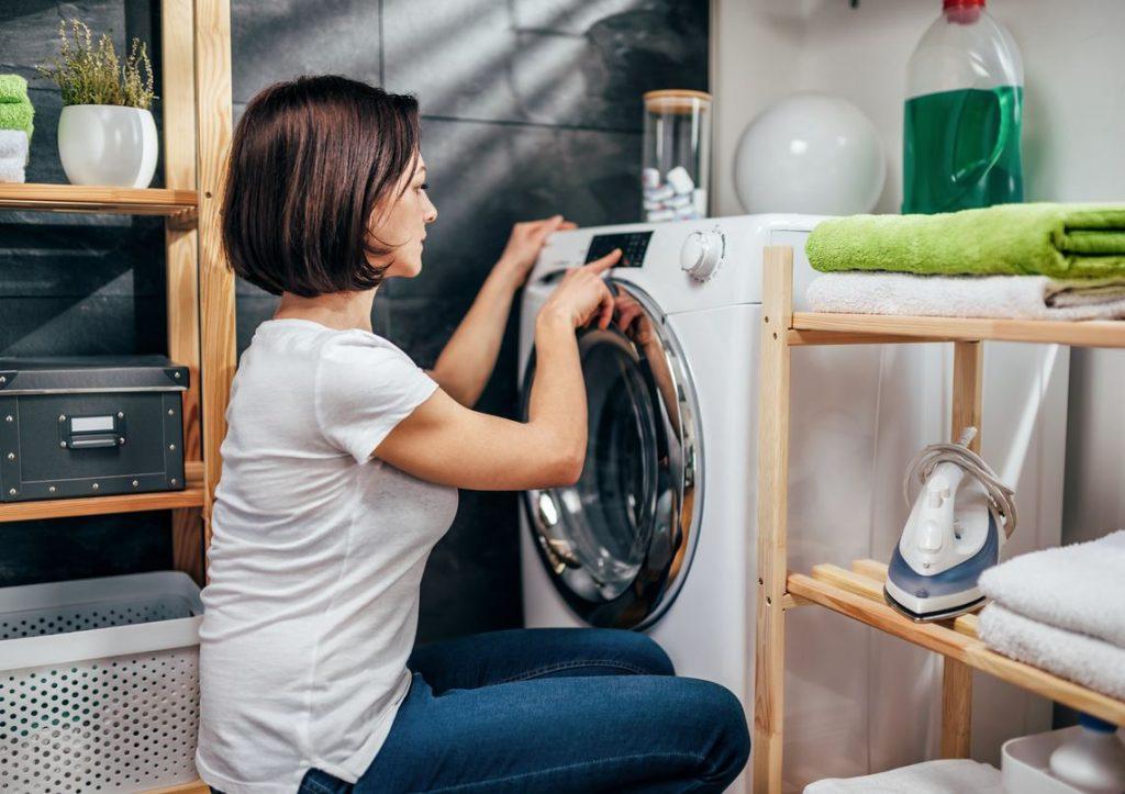 eliminar mal olor lavadora