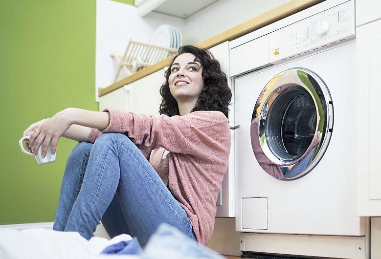 lavar compresas tela lavadora