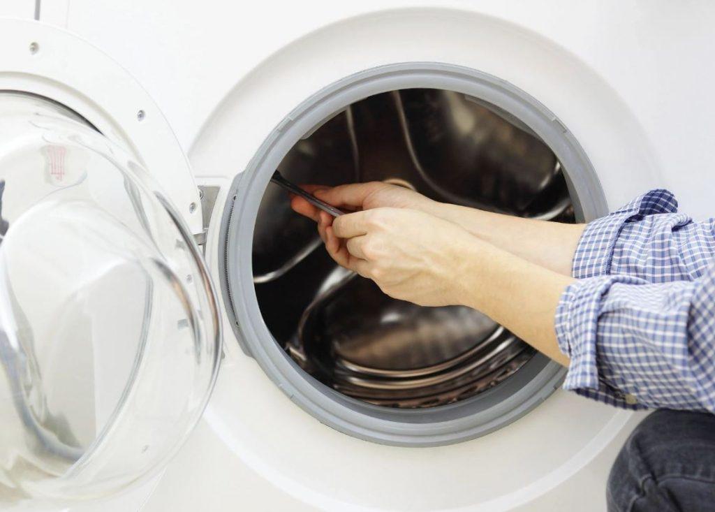 lavar lavadora por dentro
