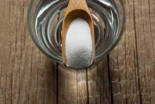 limpiar marmol blanco bicarbonato