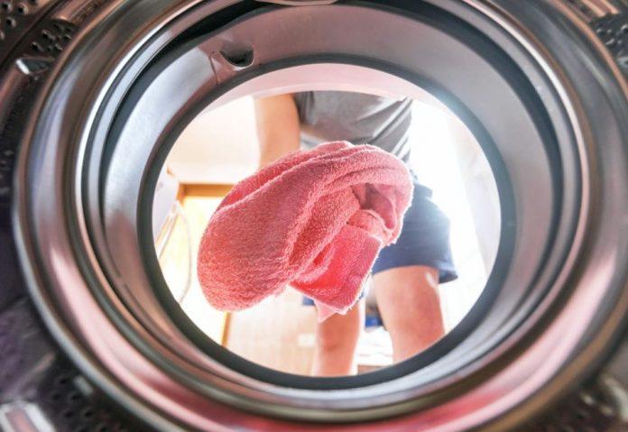 limpieza lavadora por dentro