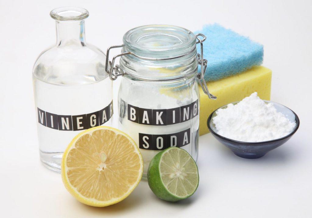 quitar mal olor lavadora bicarbonato y vinagre