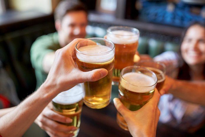 quitar manchas de cerveza